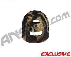 Чехол Exalt Tank Grip Black/Gold/Black Swirl