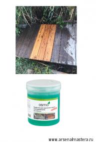 Средство для удаления серого слоя древесины Osmo HOLZ-ENTGRAUER KRAFT GEL 2,5 л гель 6609
