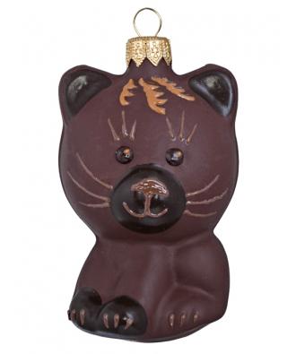 Шоколадный котик