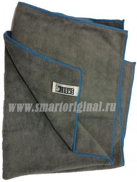 Smart Microfiber Салфетка для мытья полов супер-универсал 50 х 60 см серая