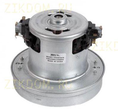 Двигатель пылесоса универсальный 2000W VAC023UN