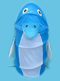 """Корзина для игрушек """"Дельфин"""" 38*45 см"""