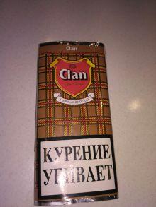 Трубочный табак Clan 50 гр. АССОРТИМЕНТ.