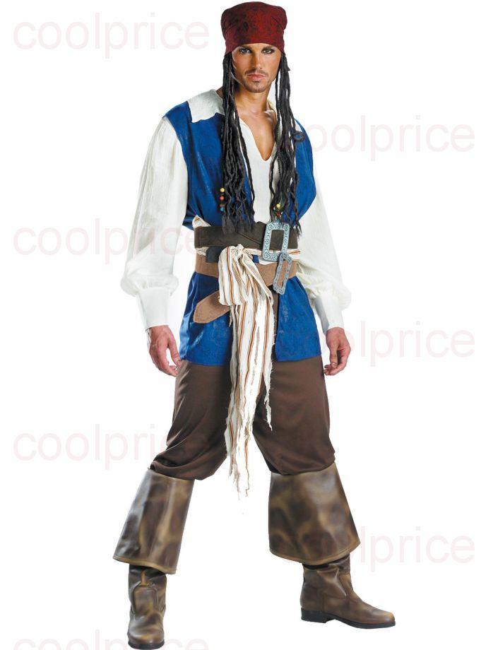 Костюм пирата карибского моря