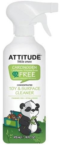 Attitude Очиститель для игрушек и игровых поверхностей 475 мл