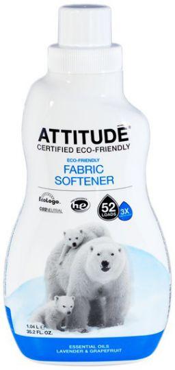 Attitude Смягчитель (Кондиционер) для стирки Уайлдфлауэрз Лаванда и Грейпфрут 1040 мл