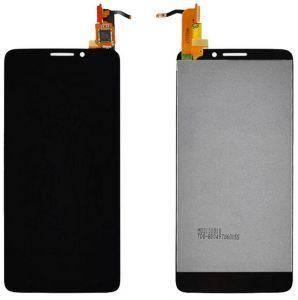 LCD (Дисплей) Alcatel 6040X OneTouch Idol X/ 6040D OneTouch Idol X (в сборе с тачскрином) (black) Оригинал