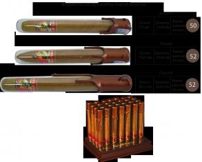 Gurkha Grand Reserve Torpedo Maduro Cognac LOU XIII *1