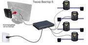 Техно Вектор 5     5214N  PRRC Тип П-контур с электронными уровнями