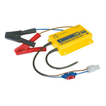 INVERTER 5 HF 12 В, 80 Вт. Автоматическое зарядное устройство с возможностью начала зарядки от 1 В. Изготовлен в антивибрационном и высоком влагозащитном исполнении (IP 67). Может устанавливаться непосредственно на транспортное средство. Защита от замыкан