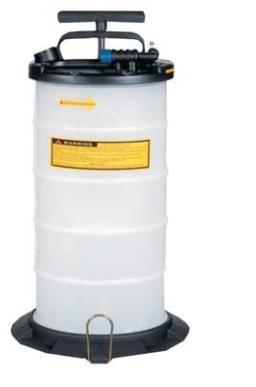 Установка для выкачивания жидкостей через щуп ручной/пневматический 10л
