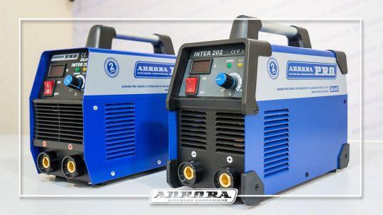 Сварочный аппарат INTER 202 /Aurora-Pro