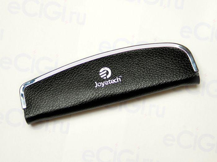 Кожаный портсигар для электронной сигареты eCab чёрный
