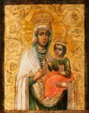 Любечская икона БМ (рукописная на заказ)