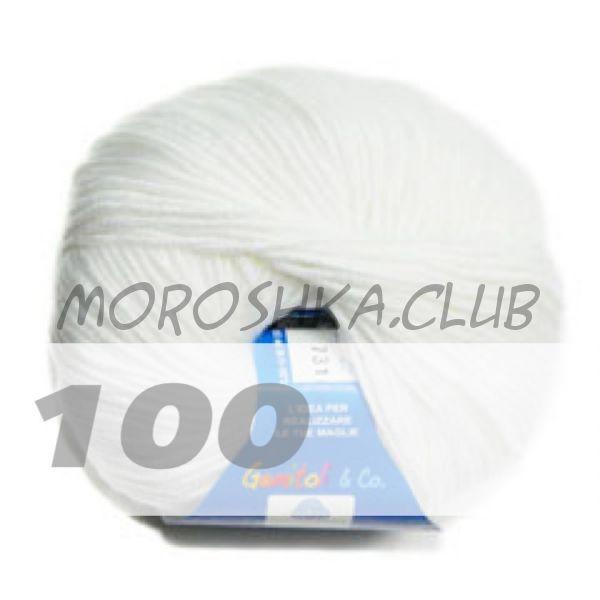 Белый Premiere BBB (цвет 100), упаковка 10 мотков