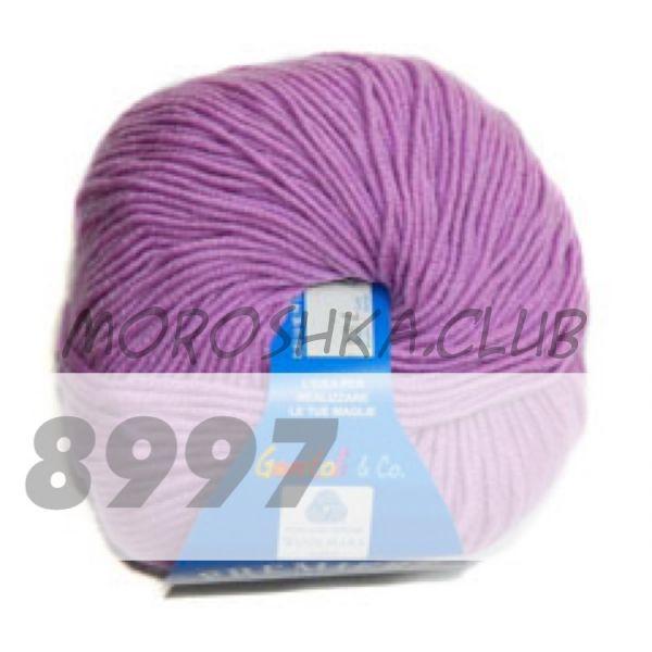 Розово-фиолетовый Premiere BBB (цвет 8997), упаковка 10 мотков