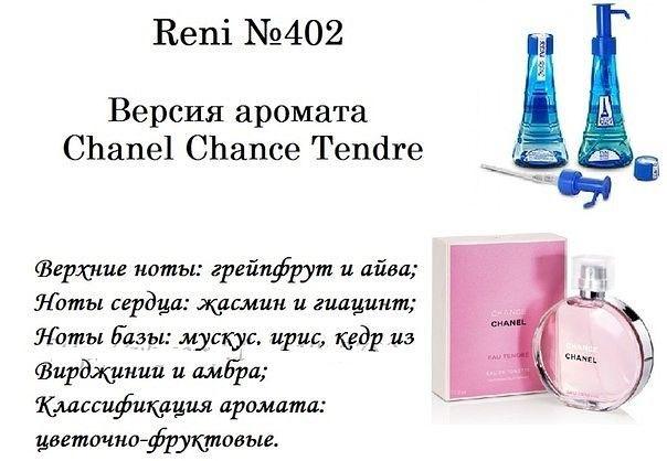 духи Reni № 402