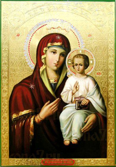 Оршанская икона БМ (рукописная на заказ)