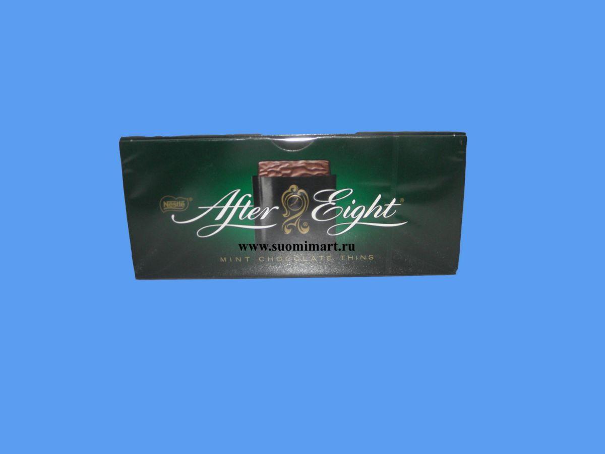 Шоколадные палочки After Eight Nestle 200г
