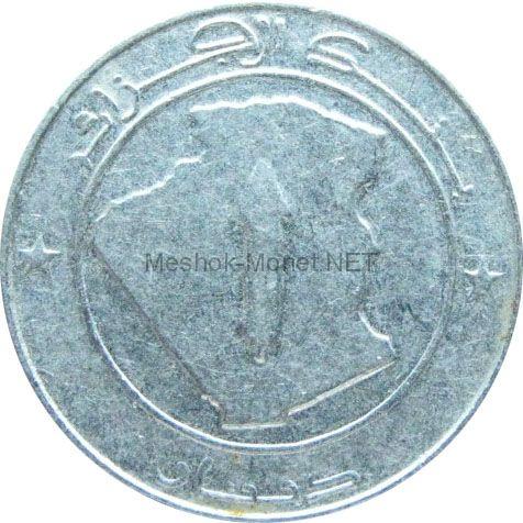Алжир 1 динар 2004 г.