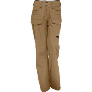 Norrona Tamok Gore-Tex Pants women Brown Sugar