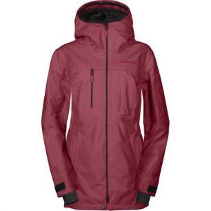 Norrona Roldal Gore-Tex PrimaLoft Jacket Women Infrared