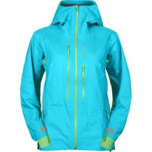 Norrona Lyngen driflex3 Jacket Iceberg Blue W