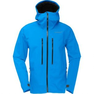 Norrona Trollveggen Gore-Tex Light Pro Jacket Signal Blue M