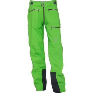 Norrona Trollveggen Gore-Tex Light Pro Pants Clean Green M
