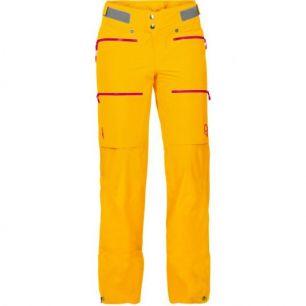 Norrona Lyngen driflex3 Pants Women Yellow Saffron