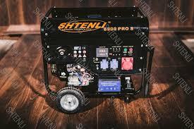 Бензогенератор Shtenli 8400 PRO S