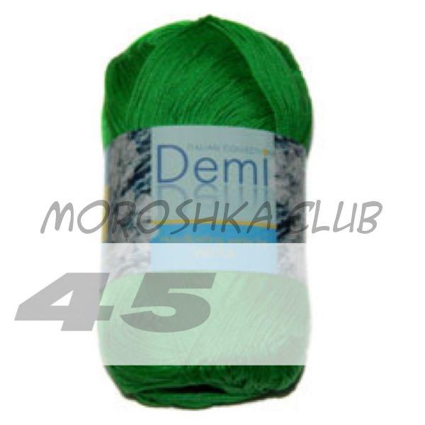 Цвет 45 Demi, упаковка 10 мотков