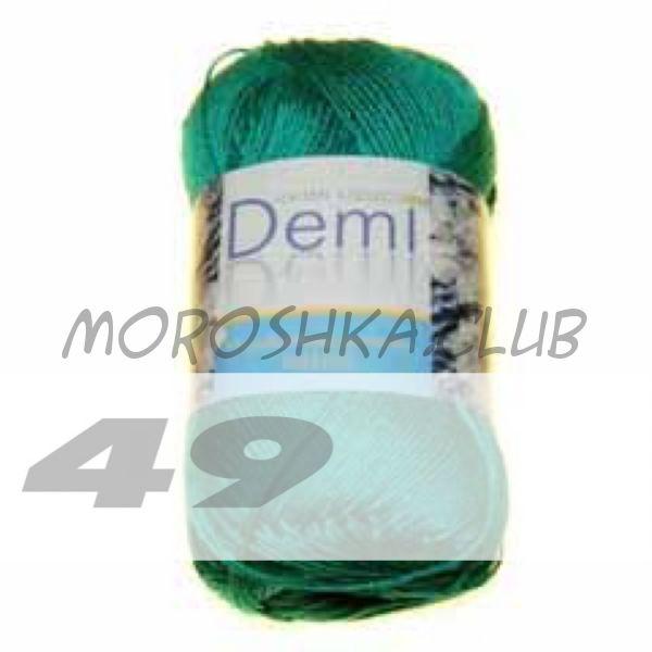 Цвет 49 Demi, упаковка 10 мотков
