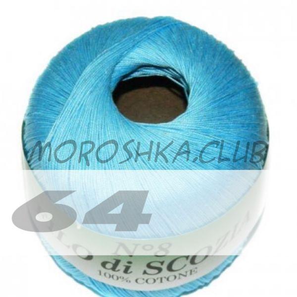 Цвет 64 Filo di scozia #8, упаковка 10 мотков