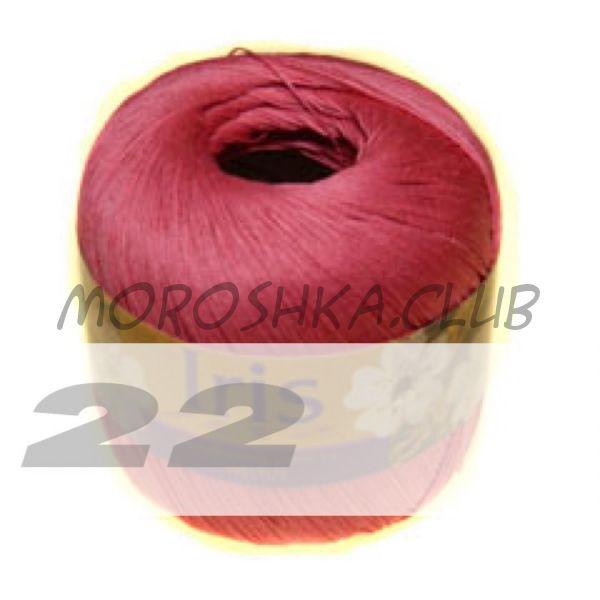 Цвет 22 Iris, упаковка 4 мотка