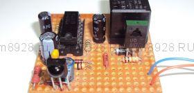 """Радиоконструктор № 036,  """"Дистанционное управление с любого ИК пульта"""""""