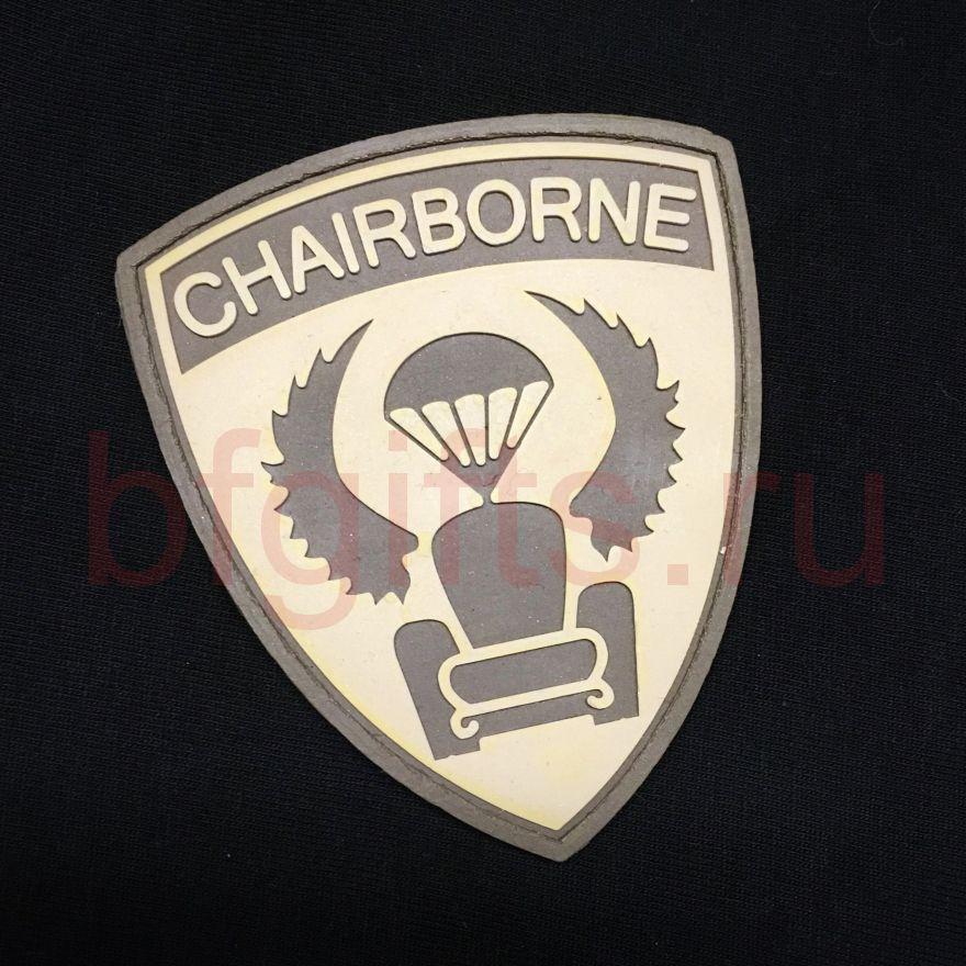 Патч Chairborne ПВХ