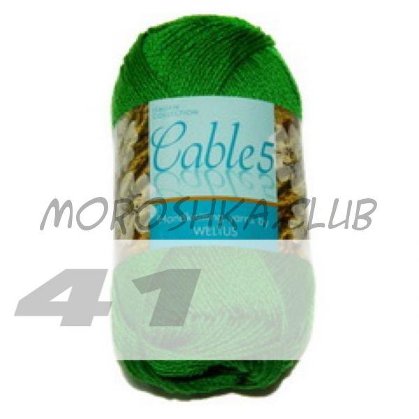 Цвет 41 Cable 5, упаковка 10 мотков
