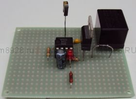 Радиоконструктор № 014, Шесть устройств на микросхеме КР1006ВИ1