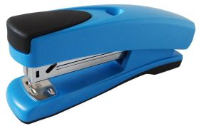 Степлер №24/6 WORKMATE на 25л пластик корпус т-синий/12 075001502