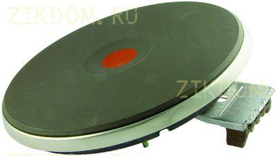Электрическая конфорка EGO 1500W D=145 mm экспресс 481981729452