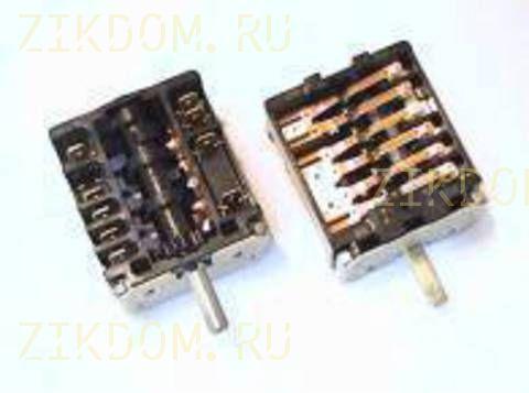 Переключатель режимов духовки для электроплиты Мечта ПМ-16-7-03-03