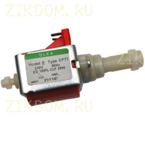 Насос ULKA 28Watt 220V красный EP77