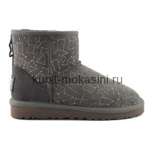 Classic Mini Constellation Grey - Угги Мини Constellation Серые