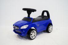 Детская машина-каталка толокар River Toys Mercedes JY-Z01C синий