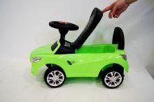 Детская машина-каталка толокар River Toys Mercedes JY-Z01C  зелёный