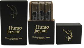 Подарочный набор сигар Maya Selva HUMO JAGUAR Robusto *3