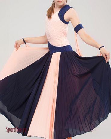 "Платье для танцев стандарт ""Лорена"""