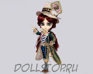 ISUL — Classical Alice Series — Коллекционная кукла Исул Безумный Шляпник