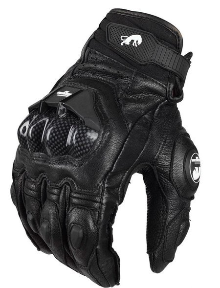 Мотоперчатки FURYGAN AFS 6 черные